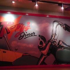 Photo taken at Roxy's Diner by Jamal I. on 9/17/2012