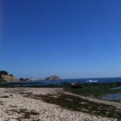 Photo taken at Playa Los Tubos by Anémona on 5/5/2013