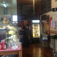 Photo taken at Swanson Station Cafe by Darren D. on 2/22/2013