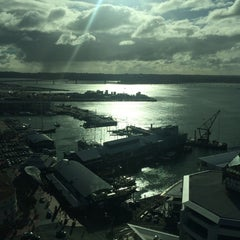 Photo taken at PwC Tower by Darren D. on 5/15/2014