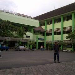 Photo taken at Fakultas Pertanian by Aninditya Verinda P on 4/16/2013
