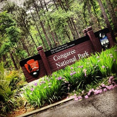 Photo taken at Congaree National Park by Mandi C. on 5/7/2013
