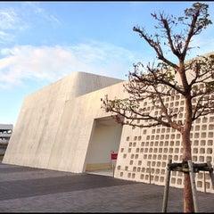 Photo taken at 沖縄県立博物館・美術館 by Nobuyuki H. on 10/14/2012