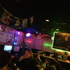 Photo taken at Thirsty Turtle Seagrill by Darren M. on 3/3/2013