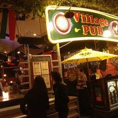 Photo taken at Village Pub by Joe C. on 1/27/2013