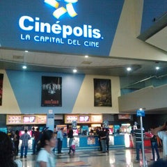Photo taken at Cinépolis by EtheL R. on 1/26/2013