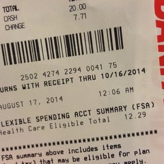 Photo taken at CVS/pharmacy by Ivan C. on 8/17/2014