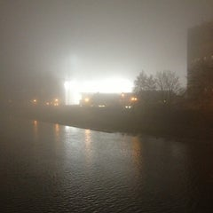 Photo taken at The City Ground by Anna S. on 3/5/2013