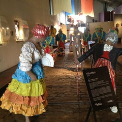 Photo taken at Museo del Carnaval by Fiona Y. on 8/8/2013