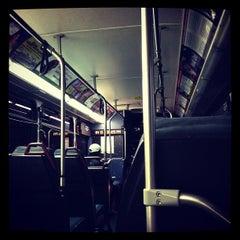 Photo taken at KC Metro Stop #41320 by Jonathan I. on 10/3/2012