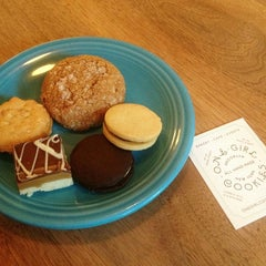 Photo taken at One Girl Cookies by Effie M. on 7/5/2013