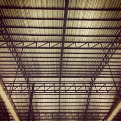 Photo taken at CC Badminton Court by Third25 J. on 8/29/2014