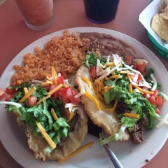 Photo taken at Tito's Mexican Restaurant by Ashley V. on 4/20/2015