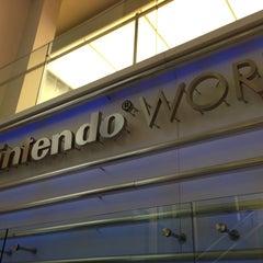Photo taken at Nintendo World by Felipe I. on 1/23/2013