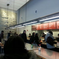 Photo taken at Chipotle Mexican Grill by Louison d. on 12/27/2012