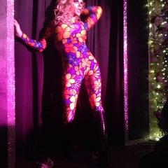 Photo taken at Jacques Cabaret by Jeff N. on 12/16/2014