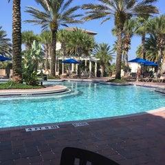 Photo taken at Hammock Beach Resort by Eileen M. on 10/30/2015
