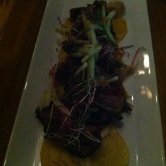 Photo taken at Meatmarket Grill & Tapas by Shafer B. on 11/7/2013