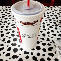 Photo taken at Firehouse Subs by Richard L. on 5/14/2014