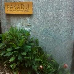 Photo taken at Kakadu by Chongbei S. on 7/19/2013