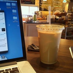 Photo taken at Angel's Island Coffee by Andrew O. on 2/18/2013