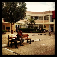Photo taken at International School Of Choueifat by AbuAbid 👊 ا. on 12/6/2012