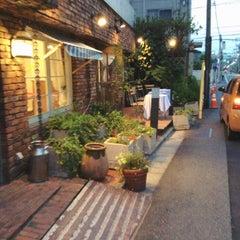 Photo taken at フレンチパウンドハウス 大和郷店 by Asami on 5/30/2015