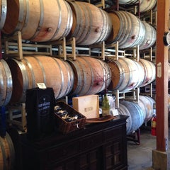 Photo taken at Claiborne & Churchill Vintners by Linda S. on 8/18/2014