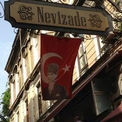 Photo taken at Nevizade by Murat D. on 5/29/2013
