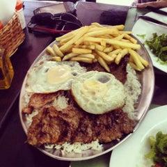Photo taken at Restaurante Nova Geração 2 by Marcelo M. on 12/7/2012