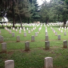 Photo taken at Stones River National Cemetery by Scott H. on 6/10/2013