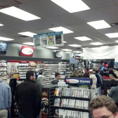 Photo taken at GameStop by Cameron K. on 11/13/2012