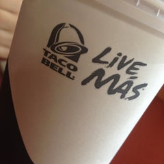 Photo taken at Taco Bell by James N. on 1/12/2013