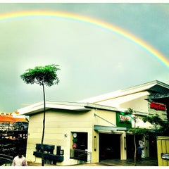 Photo taken at Alabang Town Center by Amie T. on 12/29/2012