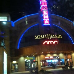 Photo taken at AMC Southlands 16 by Stephanie J. on 11/22/2012