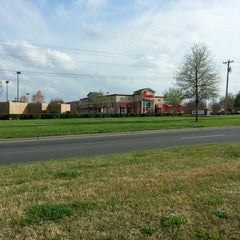Photo taken at Rivergate Shopping Center by Brad R. on 4/11/2013
