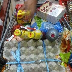 Photo taken at Servay Hypermarket by Michy F. on 4/28/2014