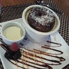 Photo taken at Equus Restaurant & Loungebar by Melv on 5/24/2014