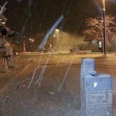 Photo taken at Metra - Blue Island Vermont Street by Diedra W. on 3/12/2014