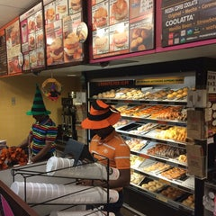 Photo taken at Dunkin Donuts by Matt F. on 10/31/2014