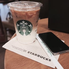 Photo taken at Starbucks (สตาร์บัคส์) by Subb S. on 6/13/2015