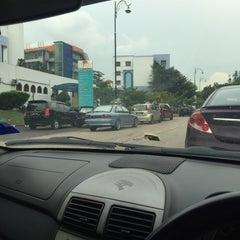 Photo taken at Majlis Agama Islam Negeri Johor by Juju on 11/17/2015
