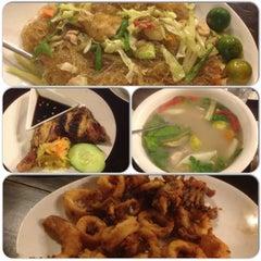 Photo taken at Mely's Garden Restaurant by Christine C. on 6/22/2013