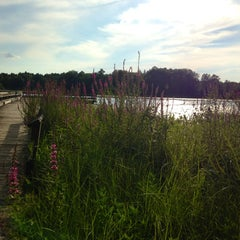 Photo taken at Crooked Lake Campground by Jessica H. on 8/9/2013