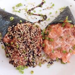 Photo taken at Sushi Express by Katherynn N. on 2/5/2015