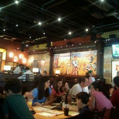 Photo taken at BJ's Restaurant and Brewhouse by Leila F. on 10/21/2012