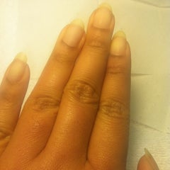 Photo taken at Golden Nails by Daya T. on 3/23/2013