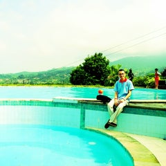 Photo taken at Pondok Remaja PGI by Mark L. on 11/11/2012