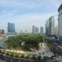 Photo taken at Sheraton Incheon Hotel by Ernst-Georg L. on 7/9/2014