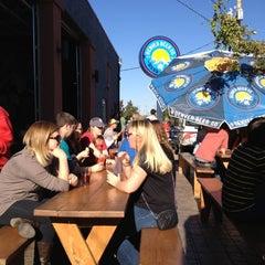 Photo taken at Denver Beer Co. by Garland T. on 10/14/2012